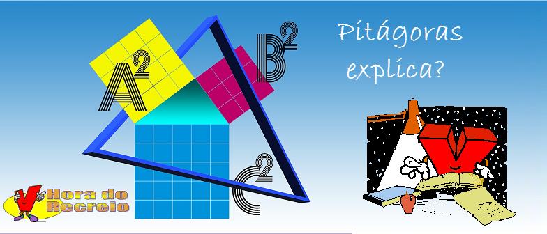 Pitágoras explica? por Vestibular1