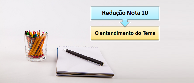 O entendimento do Tema Vestibular1 Nota 10