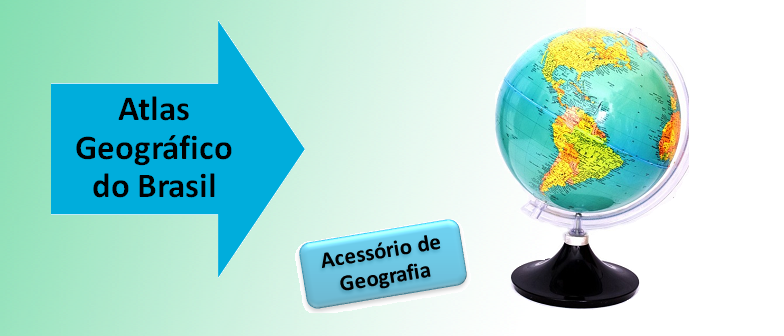 Atlas Geográfico do Brasil por Vestibular1